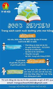 Cuộc thi Book Review