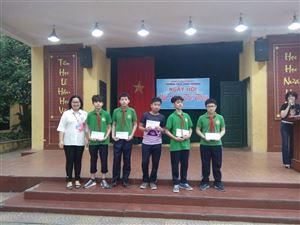 Ngày hội thể thao tại Láng Thượng
